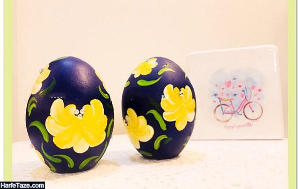 مدلهای تزئین تخم مرغ موش ویژه هفت سین 99