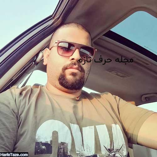 زندگینامه شخصی علی کاوه هکر کرمانشاهی