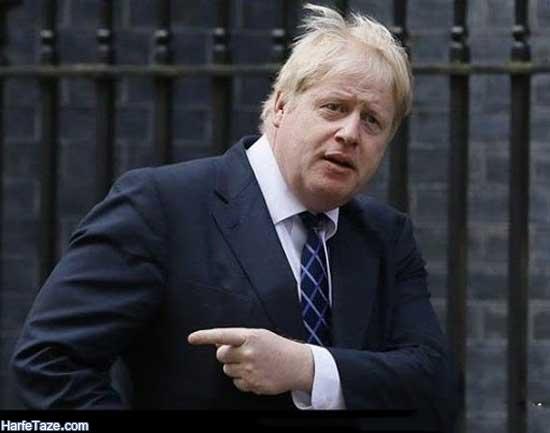سوابق و افتخارات بوریس جانسون نخست وزیر انگلیس