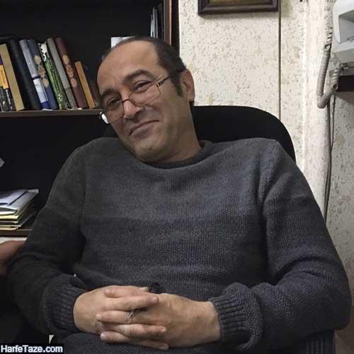 زندگینامه ایرج سنجری بازیگر و دوبلور