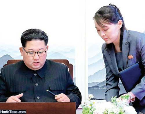 بیوگرافی شخصی کیم یو جونگ و همسرش