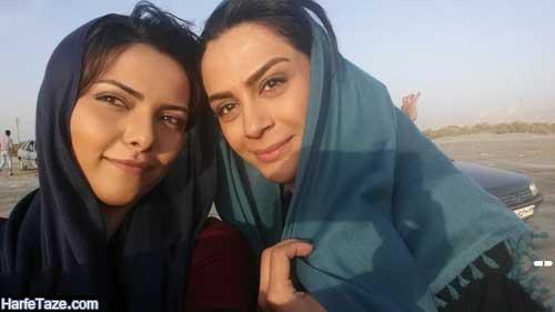 شقایق نوروزی و مارال فرجاد
