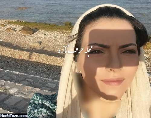 عکسهای جدید شقایق نوروزی و همسرش