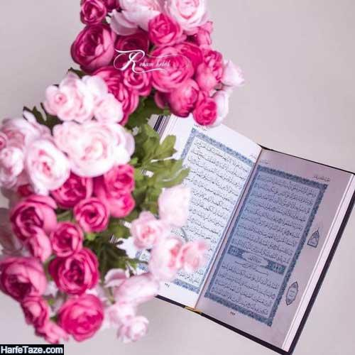 گل یاس در قرآن و سوره کهف