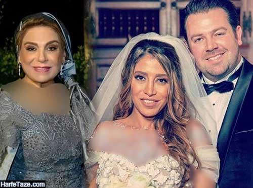 ممنوع الکار گوهر خیراندیش به خاطر مراسم عروسی دخترش آناهیتا