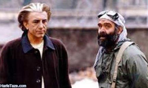 اصغر نقی زاده و رضا کیانیان