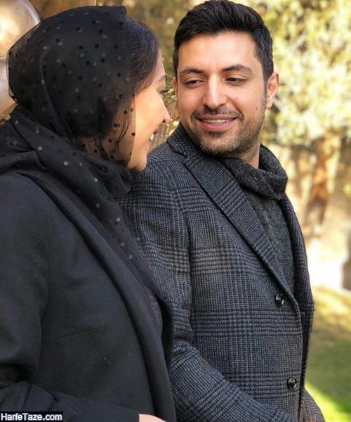عکس های جدید اشکان خطیبی و همسرش آناهیتا درگاهی 99