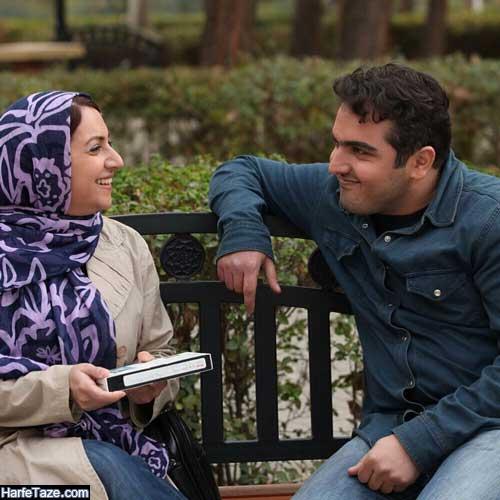 سعید کریمی همسر بنفشه صمدی کیست؟