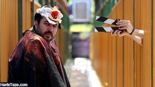 مصطفی کیایی در فیلم بی صدا حلزون