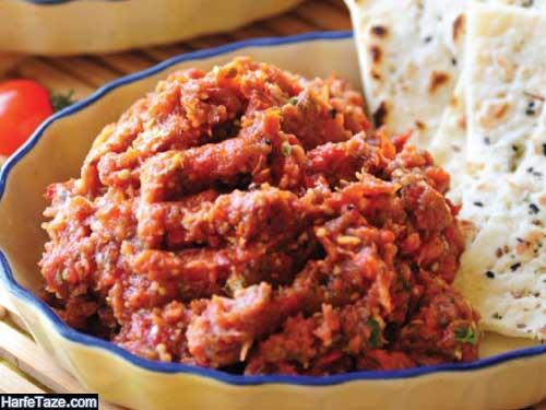 بهترین غذای با نون برای ماه رمضان