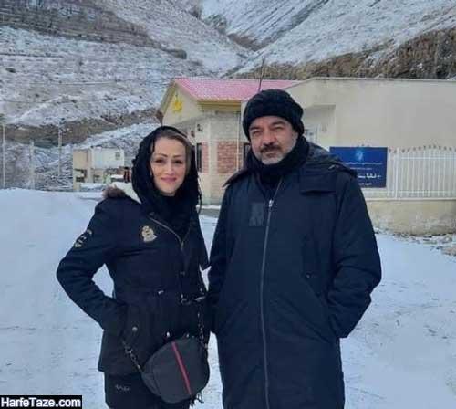 بیوگرافی و عکس همسر سعید آقاخانی