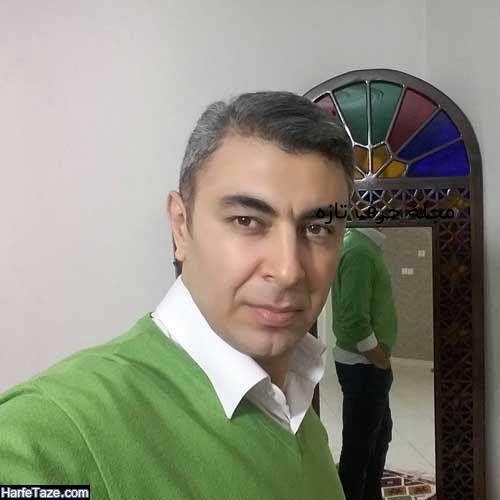 زندگینامه حسن ولی خانی بازیگر تئاتر و سینما و تلویزیون