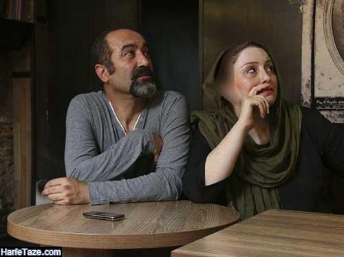ژاله صامتی همسر ایرج سنجری کیست