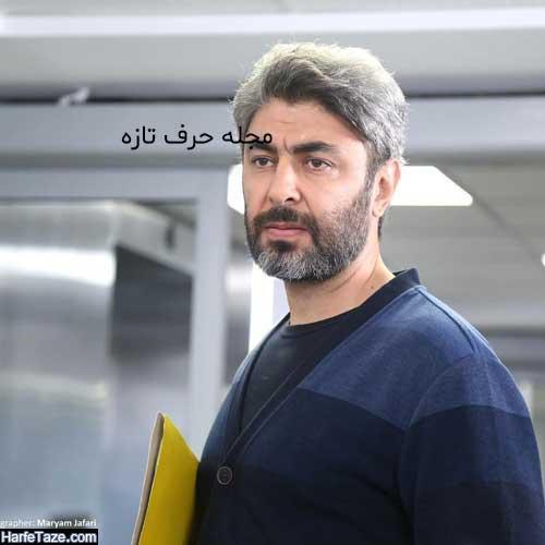 بیوگرافی شخصی حسن ولیخانی بازیگر