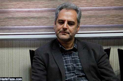 سوابق کاظم خاوازی وزیر کشاورزی