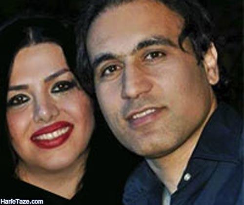مهدی مهدوی کیا و همسرش