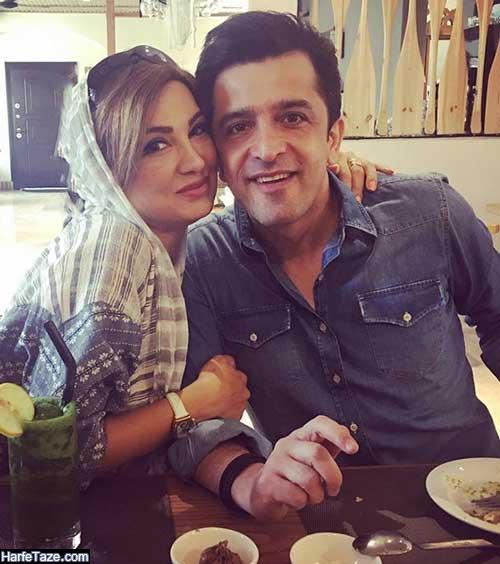 عکسهای جدید مهشید حبیبی همسر مجید یاسر