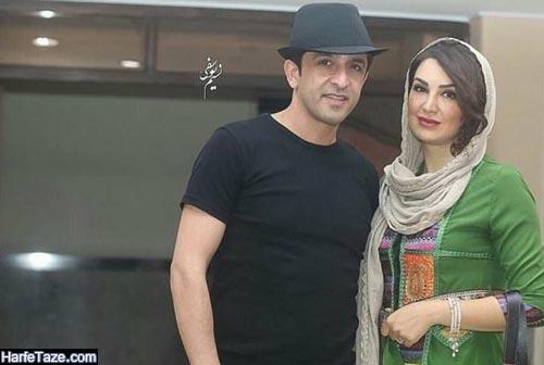 عکس های جدید مجید یاسر و همسرش 99