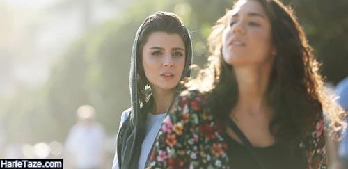 لیلا حاتمی در فیلم مردی بدون سایه