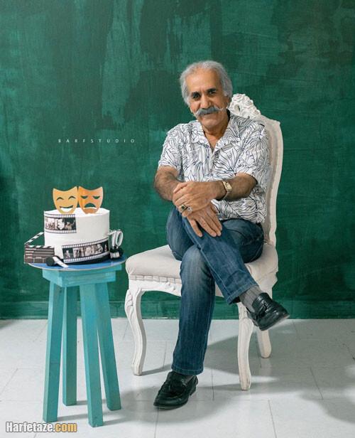 بیوگرافی ماشاالله وروایی (ماشالله وروایی) و همسر و فرزندانش + خانواده و عکس های جدید
