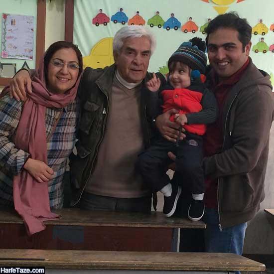 بازیگر بزرگسالی مسعود در فصل سوم بچه مهندس