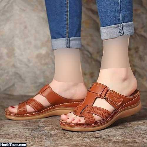 کفش صندل شیک دخترانه 2020