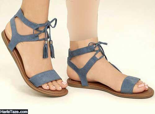مدلهای جدید کفش صندل ویژه تابستان 99