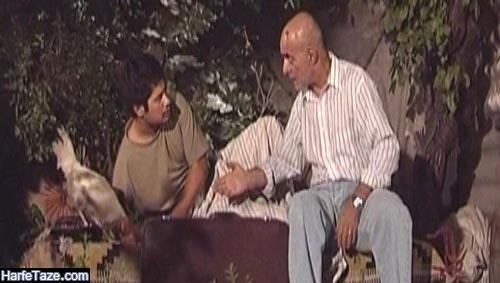 سیروس گرجستانی و علی صادقی