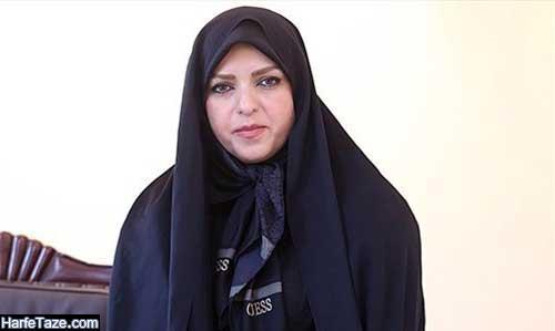 عکس های جدید و بیوگرافی نعیمه اشراقی نوه دختری حضرت امام (ره) + خانواده