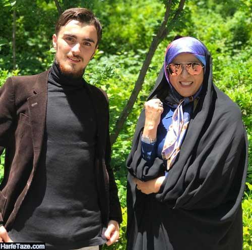 تصاویر نوه های امام خمینی