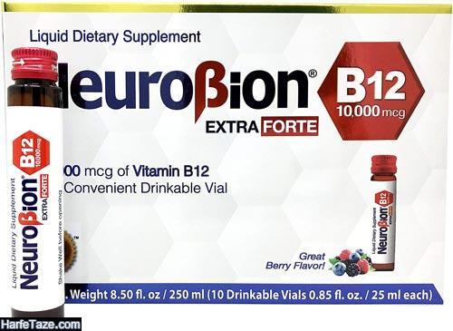 عوارض مصرف نوروبین
