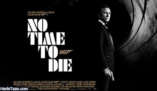 دنیل کریک در No Time to Die