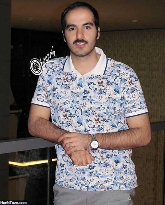 اینستاگرام پاشا جمالی بازیگر سریال نون خ 2