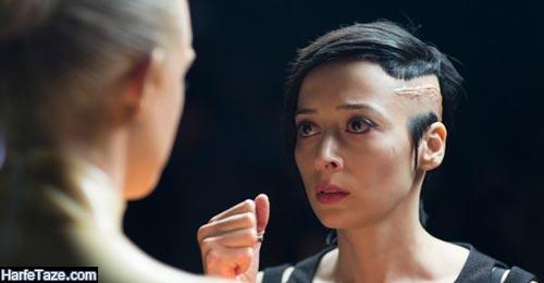پونه حاج محمدی در فیلم Machine 2013