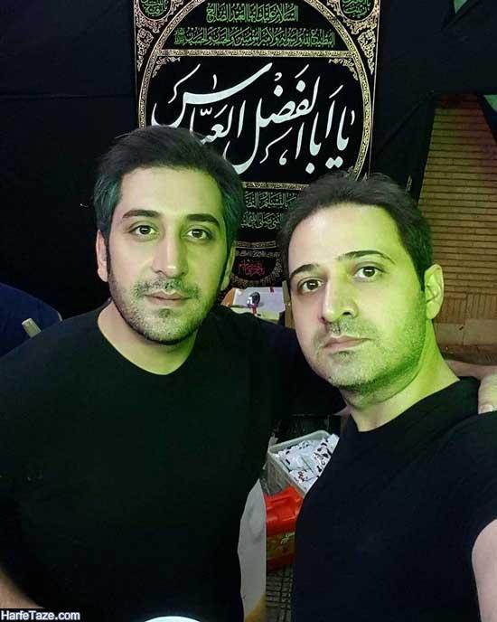 عکسهای جدید سعید شیخ زاده و برادرش وحید