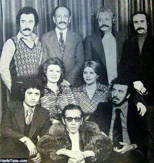 جوانی سعید نیک پور قبل از انقلاب
