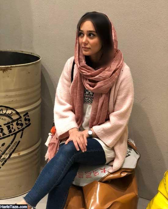 عکسهای جدید ساقی حاجی پور و همسرش