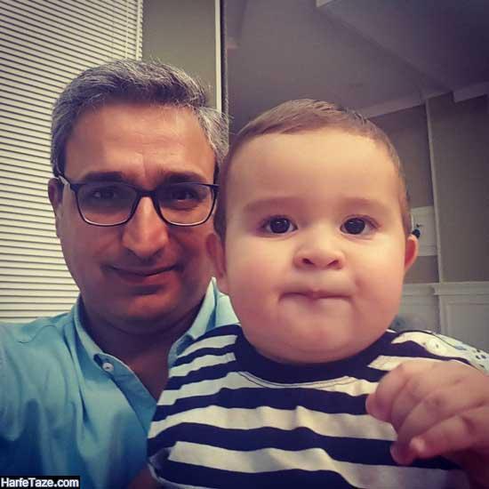 همسر سید وحید حسینی کیست؟
