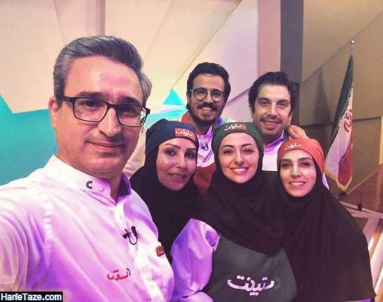 زندگینامه کامل و سن مجری مسابقه آشپزی دستپخت