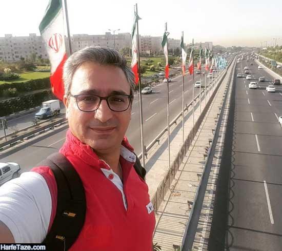 اینستاگرام سید وحید حسینی مجری مسابقه دستپخت