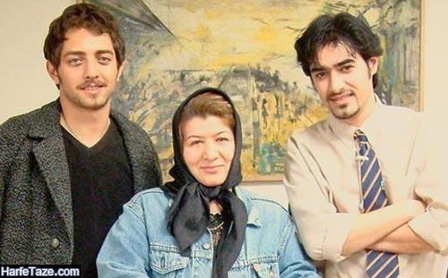 جوانی شهاب حسینی