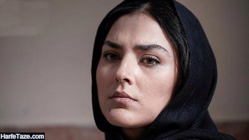 هدی زین العابدین در فیلم طلا