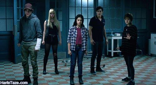 خلاصه داستان فیلم the new mutants