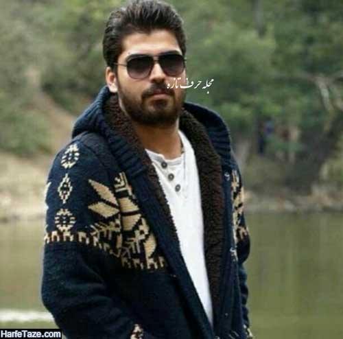فیلم شناسی علی آهنج