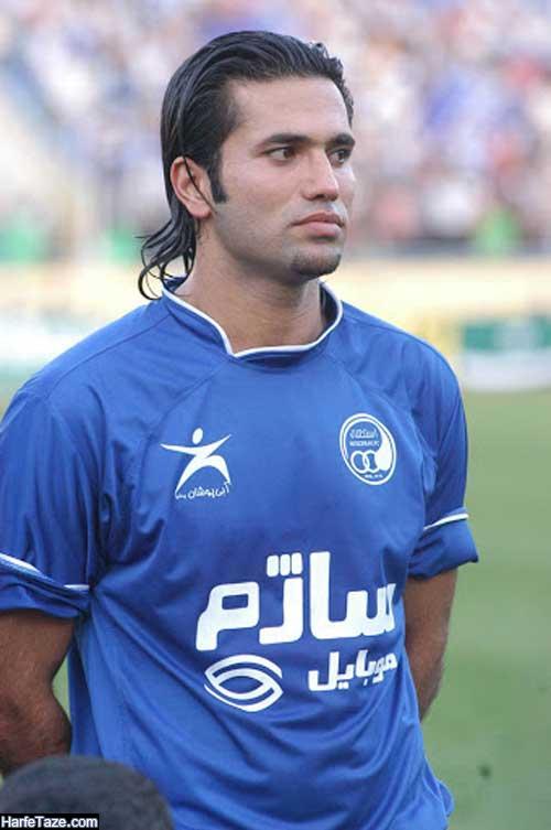 دانلود عکسهای ورزشی علیرضا نیکبخت واحدی فوتبالیست