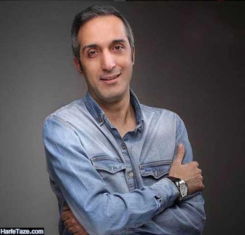 بیوگرافی و عکس های جدید امیرمهدی ژوله و همسرش + زندگی و جنجالها