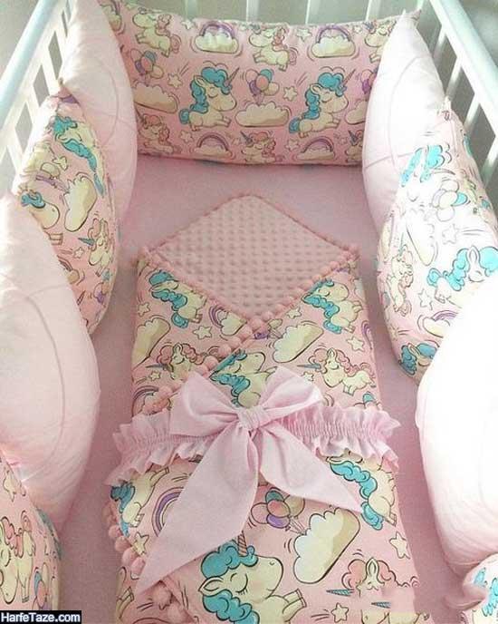 مدل جدید سرویس خواب نوزاد بالسا