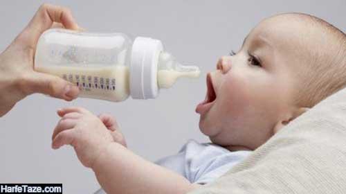 بهترین شیرهای خشک بالای دو سال