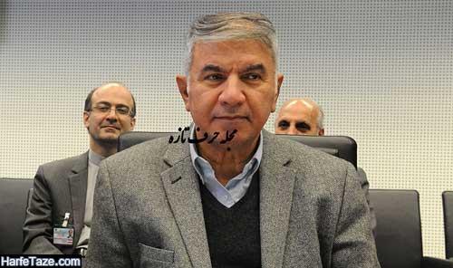 علت فوت حسین کاظم پور اردبیلی نماینده ایران در اوپک