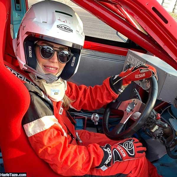 افتخارات و سوابق لاله صدیق قهرمان اتومبیل رانی ایران